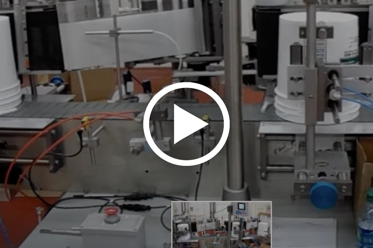 clear film automated labeling machines